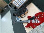 ASLIN DANE Electric-Acoustic Guitar JAZZ KING